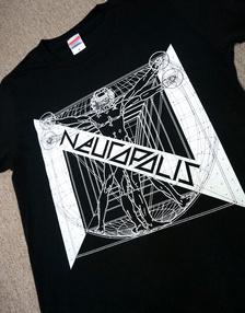 Madstiff Tracks | Neuropolis Tシャツ