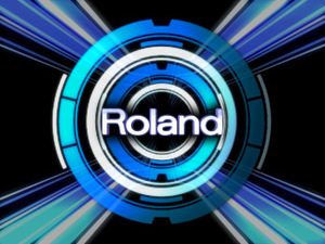 Roland Fantom-X start-up movie