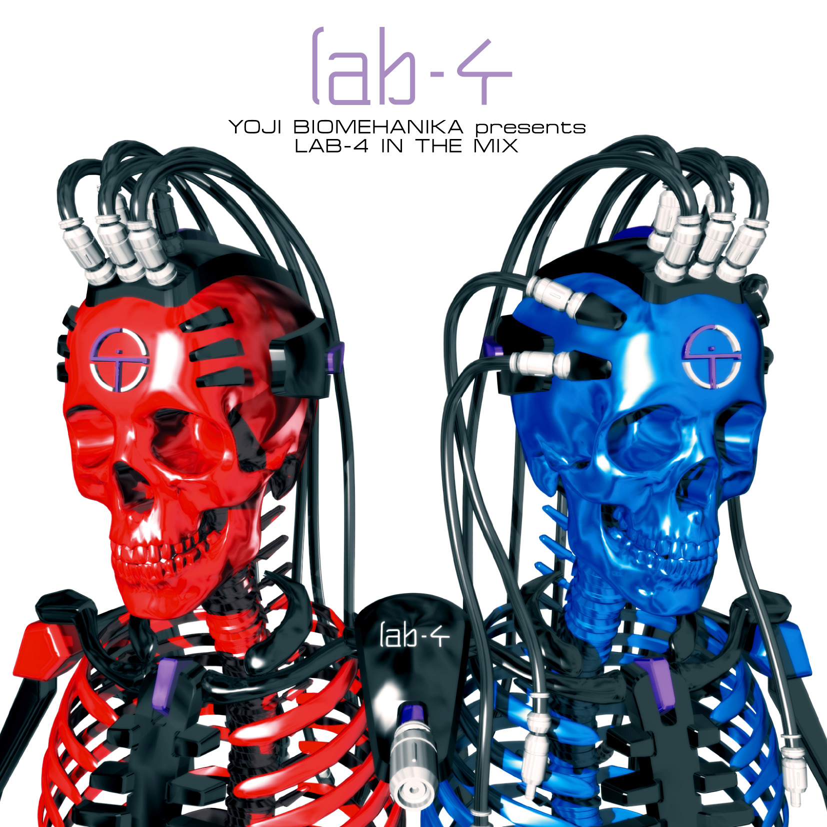 LAB-4 IN THE MIX