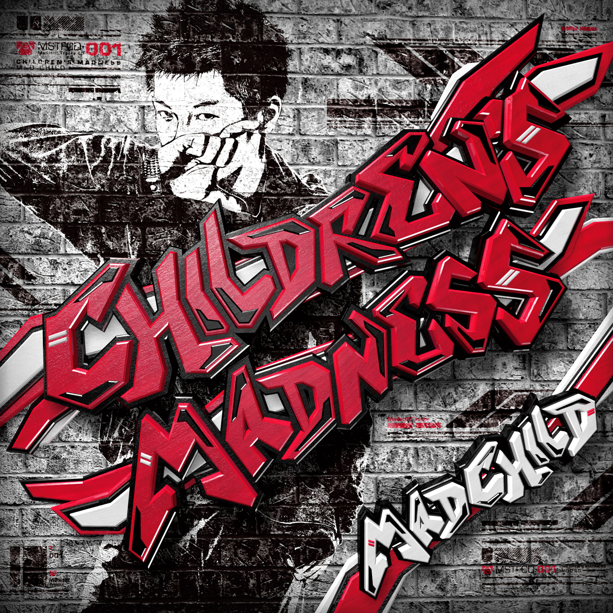 MAD CHILD - CHILDREN'S MADNESS