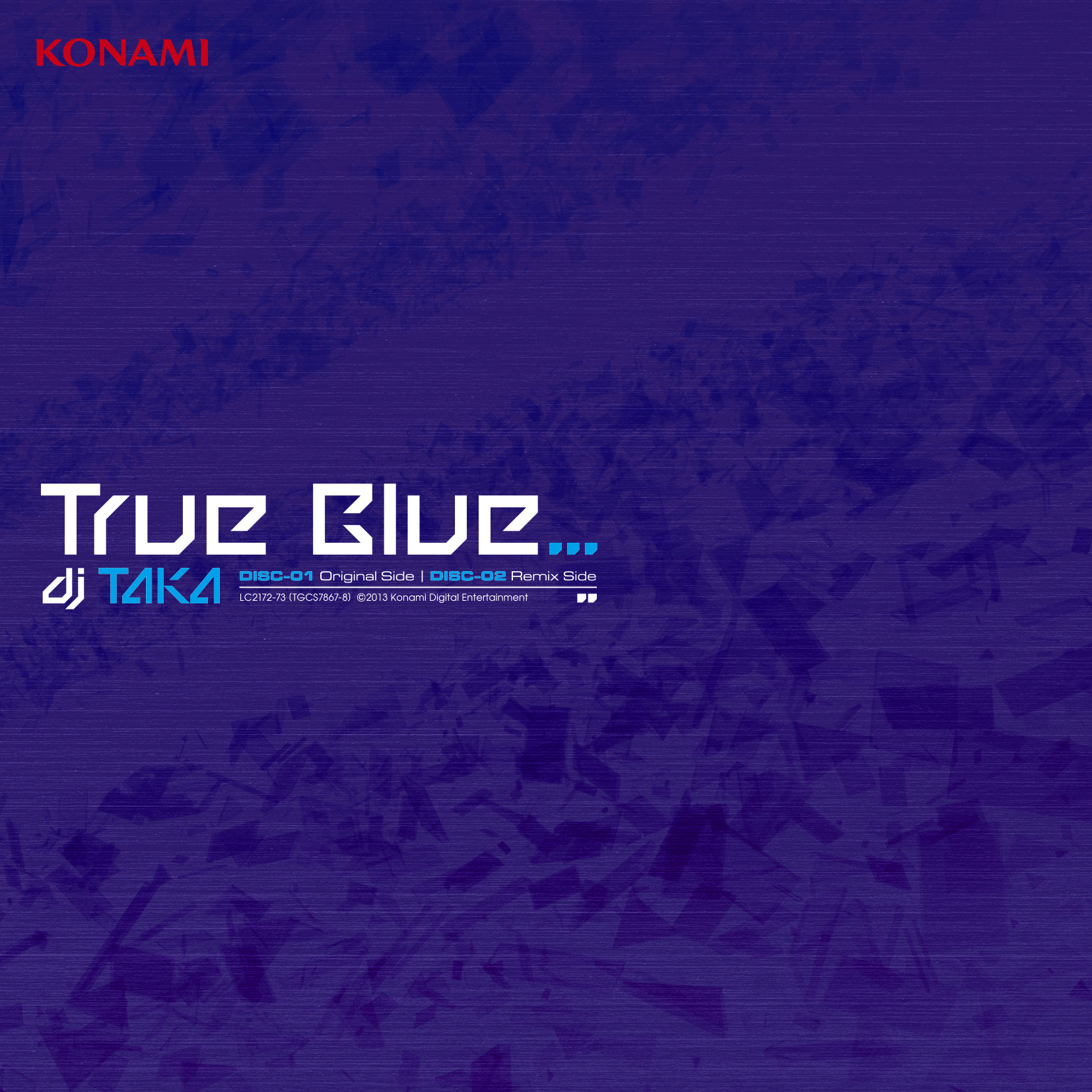 True Blue-dj TAKA