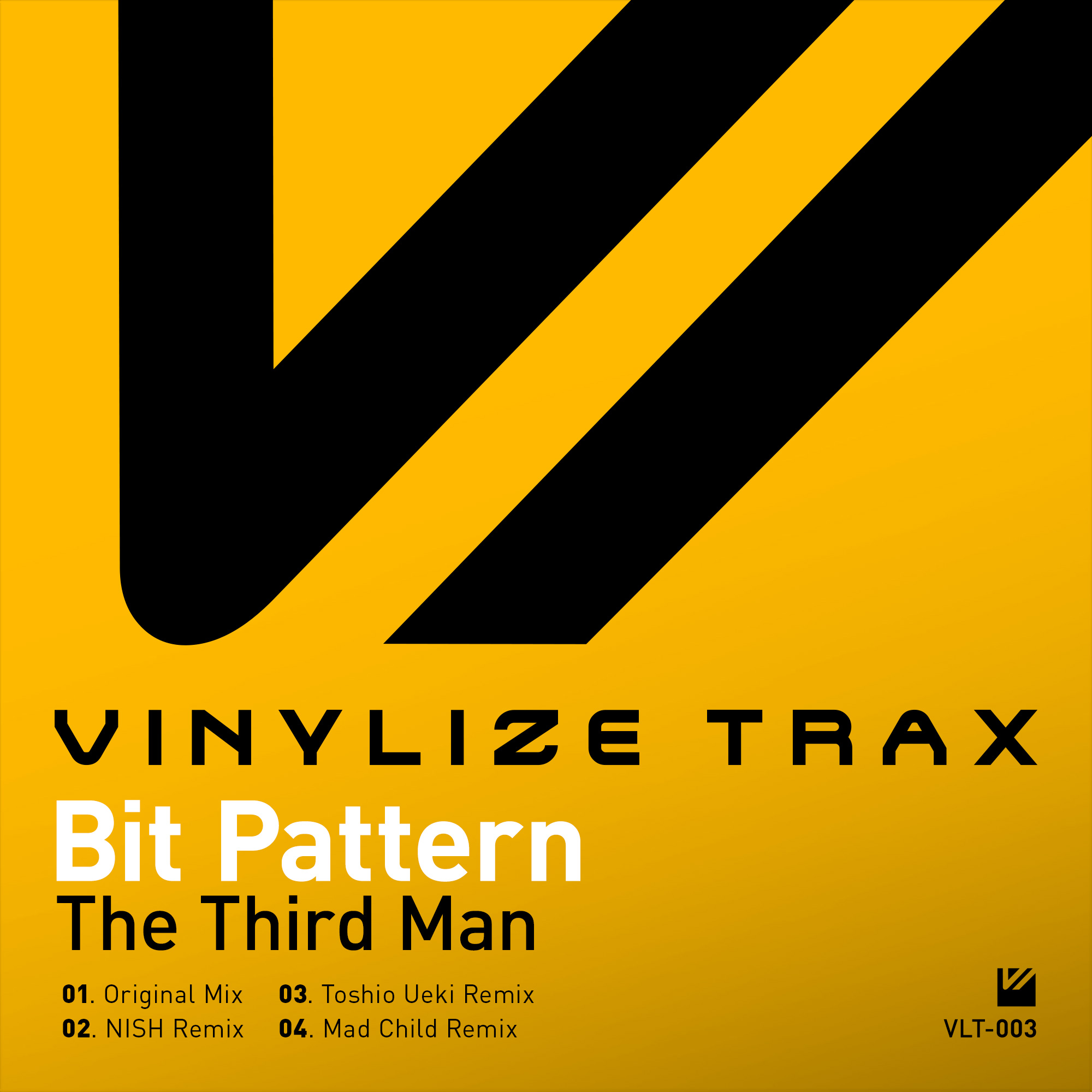 BIT PATTERN / THE THIRD MAN